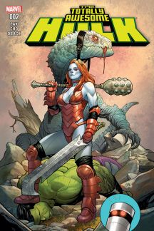 The Totally Awesome Hulk (2015) #2