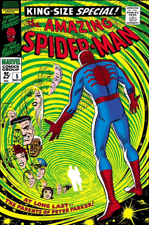 Amazing Spider-Man Annual (1964) #5
