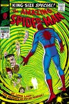 AMAZING SPIDER-MAN ANNUAL (1964) #5 Cover