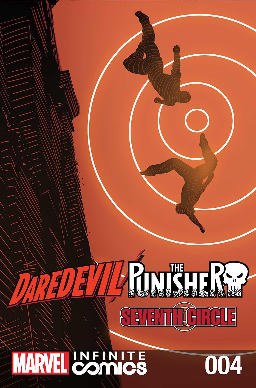 DAREDEVIL/PUNISHER: SEVENTH CIRCLE INFINITE COMIC (2016) #4