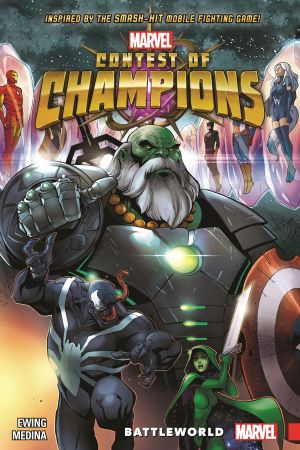 Contest of Champions Vol. 1: Battleworld (Trade Paperback)