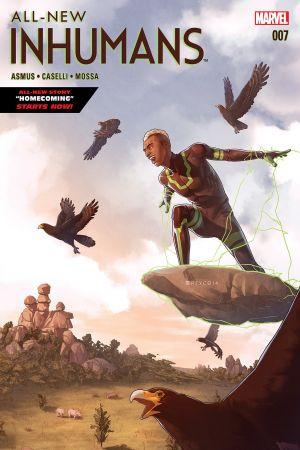 All-New Inhumans (2015) #7