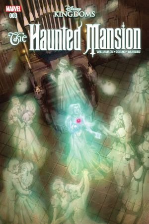 Haunted Mansion (2016) #3