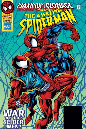The Amazing Spider-Man #404