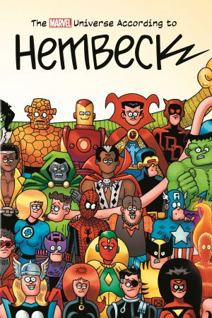 The Marvel Universe According to Hembeck (Trade Paperback)