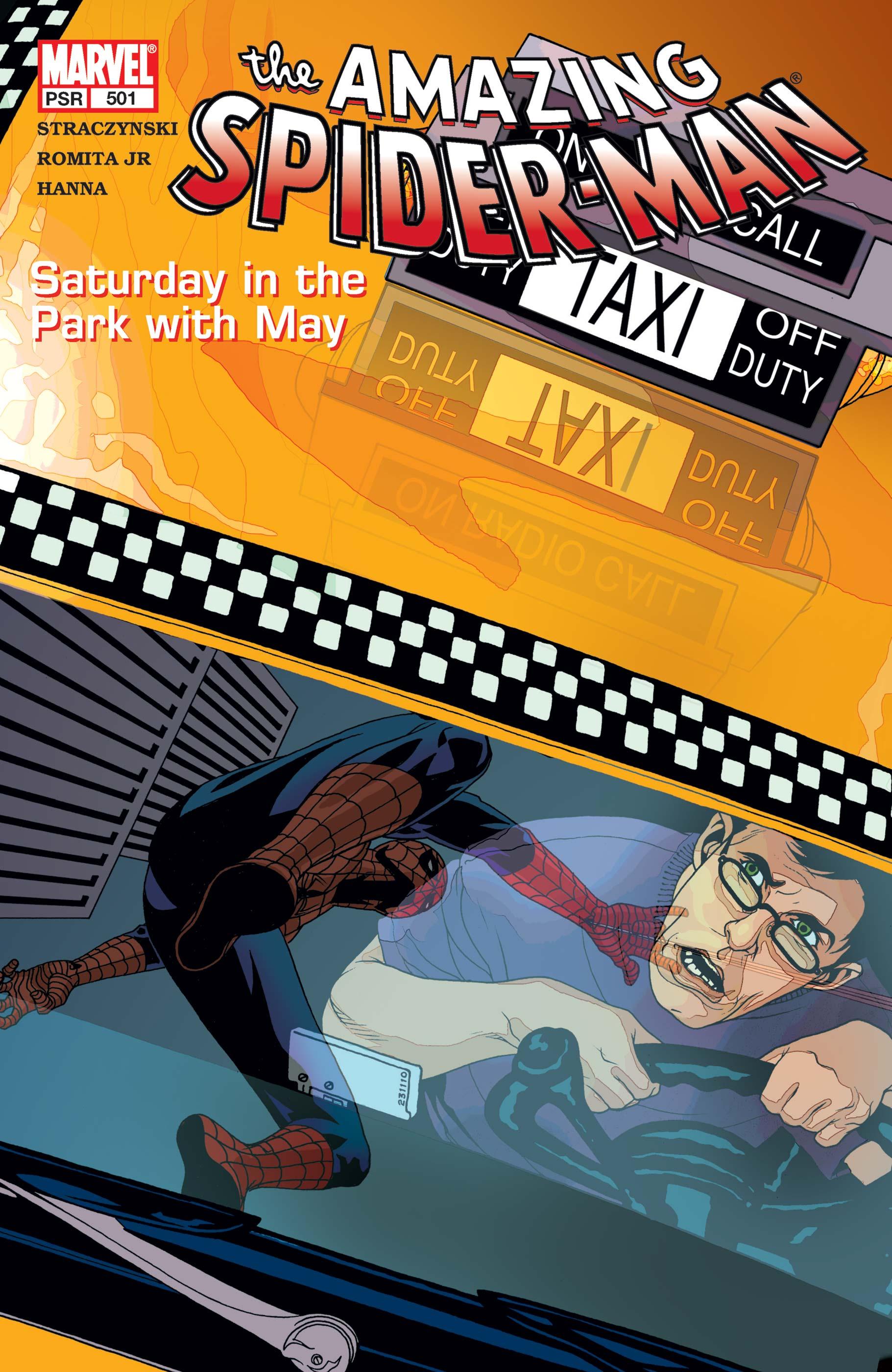 Amazing Spider-Man (1999) #501