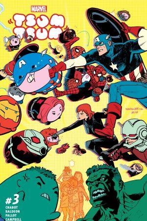 Marvel Tsum Tsum #3
