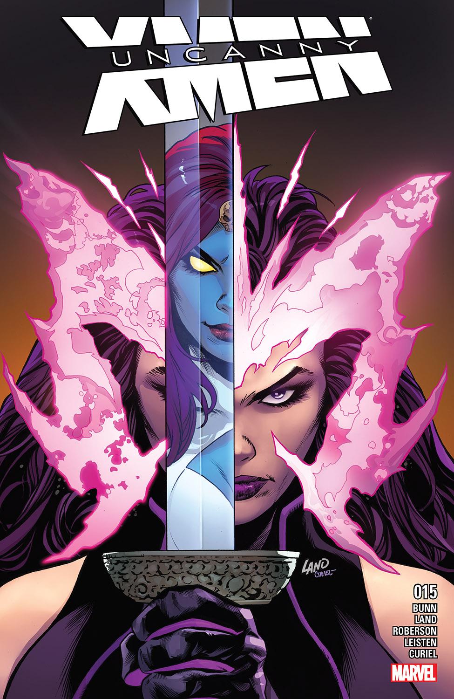Uncanny X-Men (2016) #15