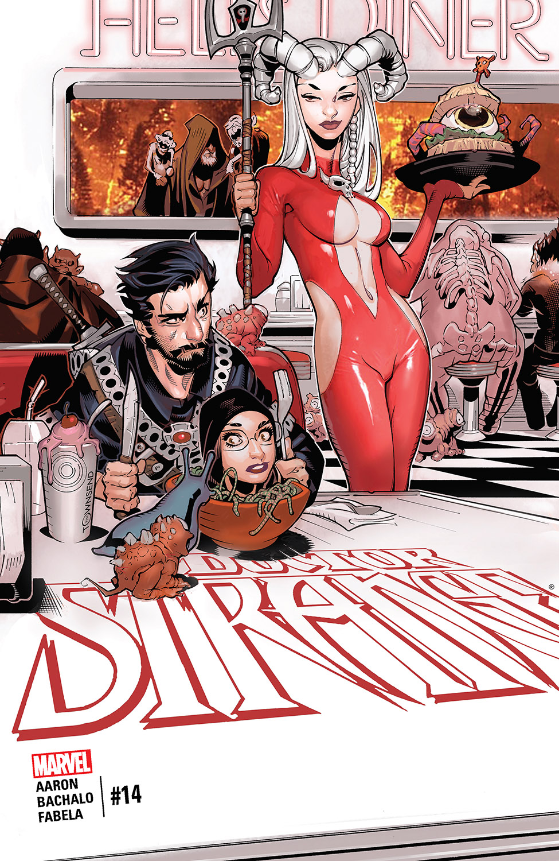 Doctor Strange (2015) #14