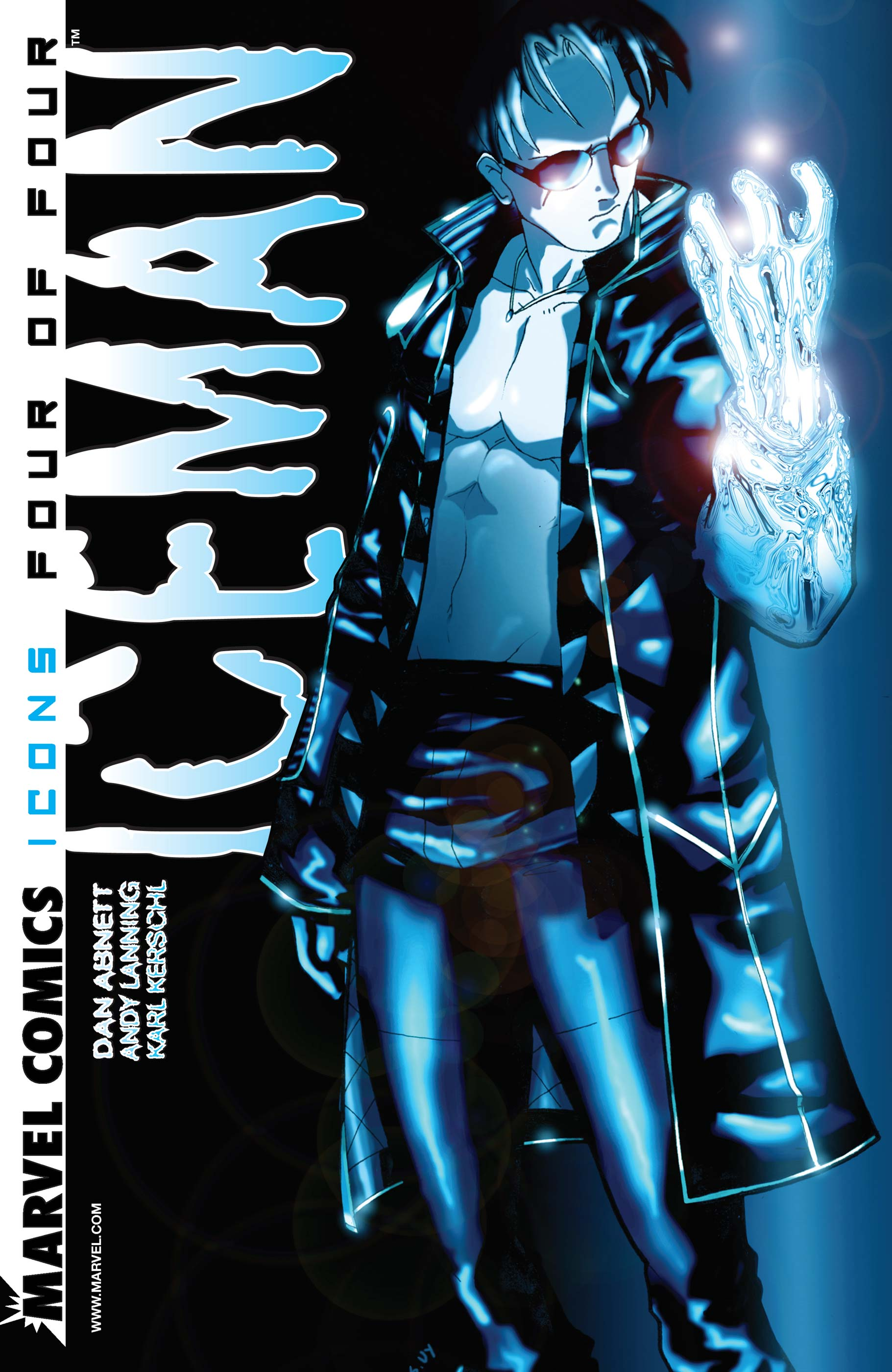 Iceman (2001) #4
