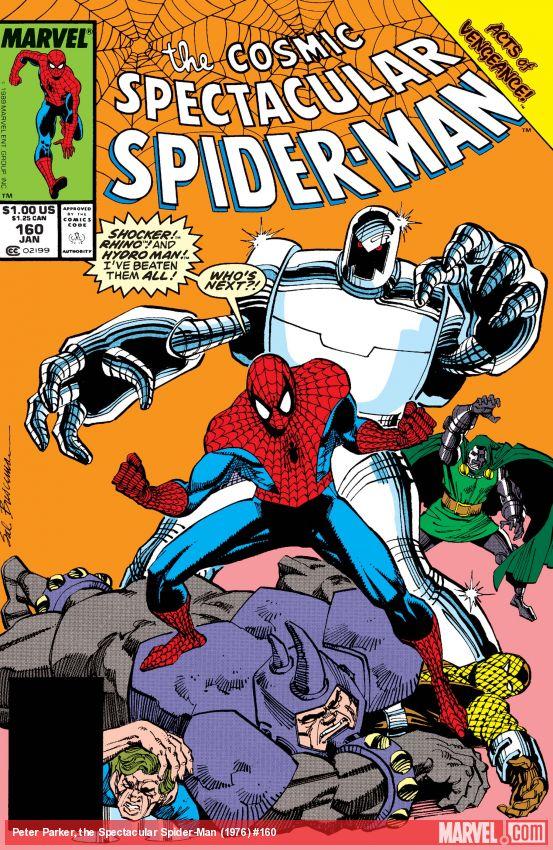 Peter Parker, the Spectacular Spider-Man (1976) #160
