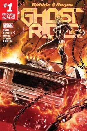 Ghost Rider (2016) #1