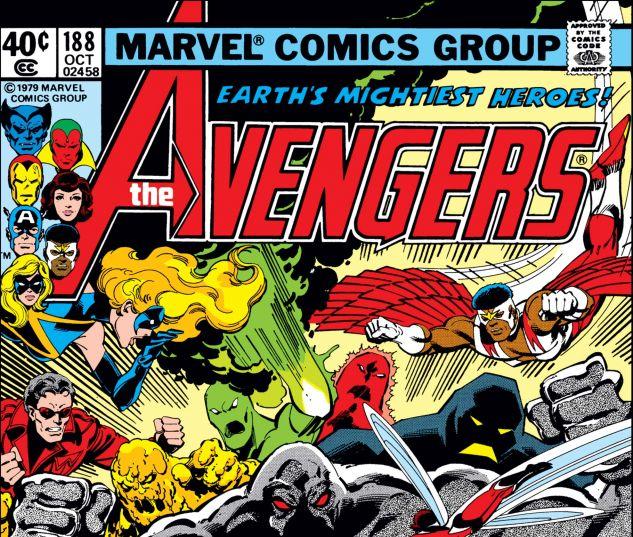 Avengers (1963) #188