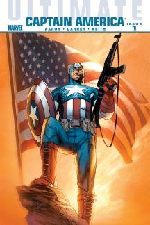 Ultimate Comics Captain America #1