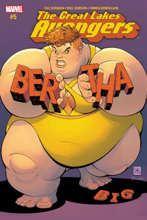 Great Lakes Avengers #5