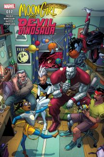 Moon Girl and Devil Dinosaur (2015) #17