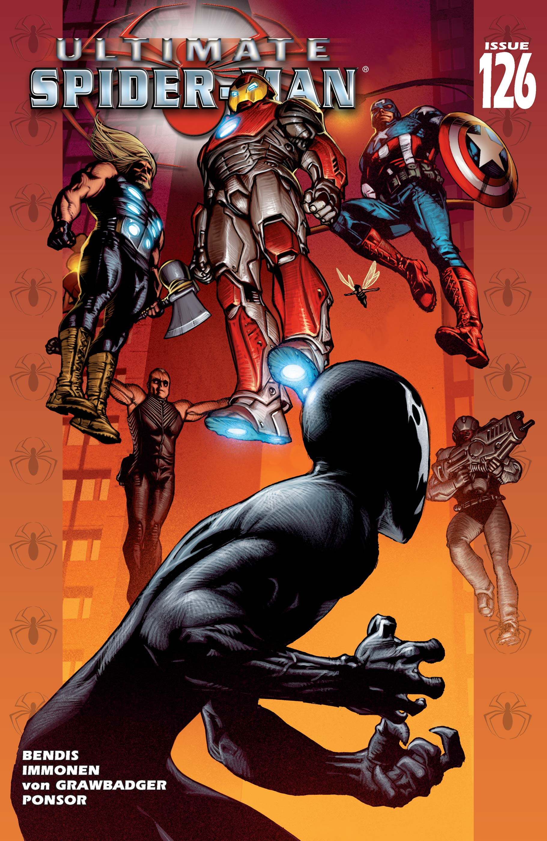 Ultimate Spider-Man (2000) #126
