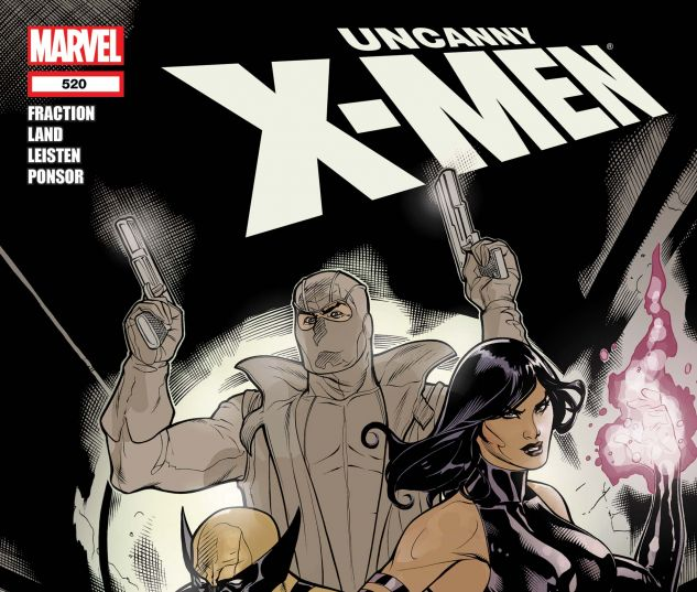 Uncanny X-Men (1963) #520