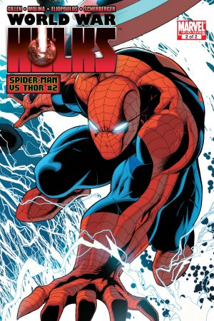 World War Hulks: Spider-Man & Thor (2010) #2