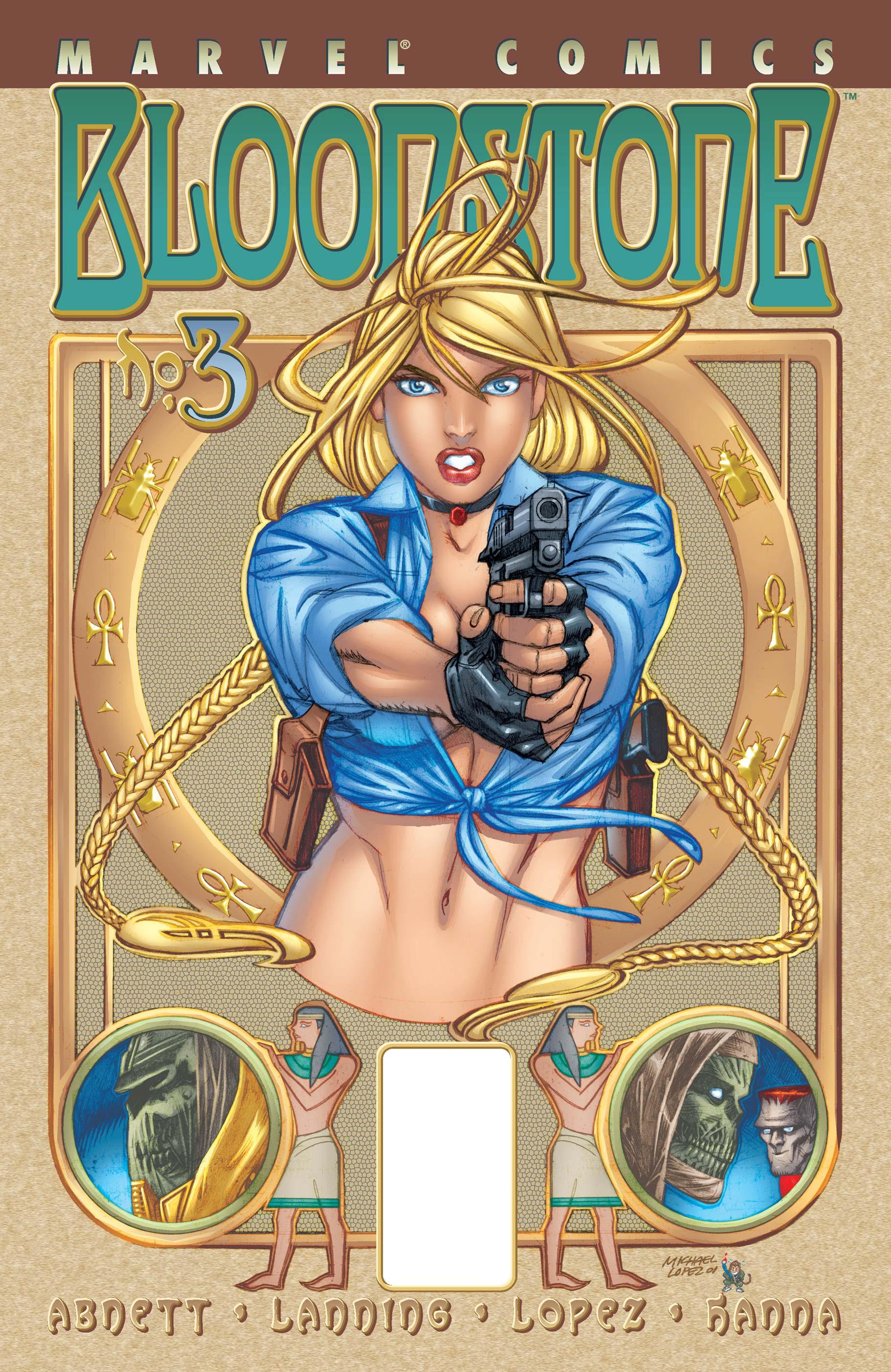 Bloodstone (2001) #3