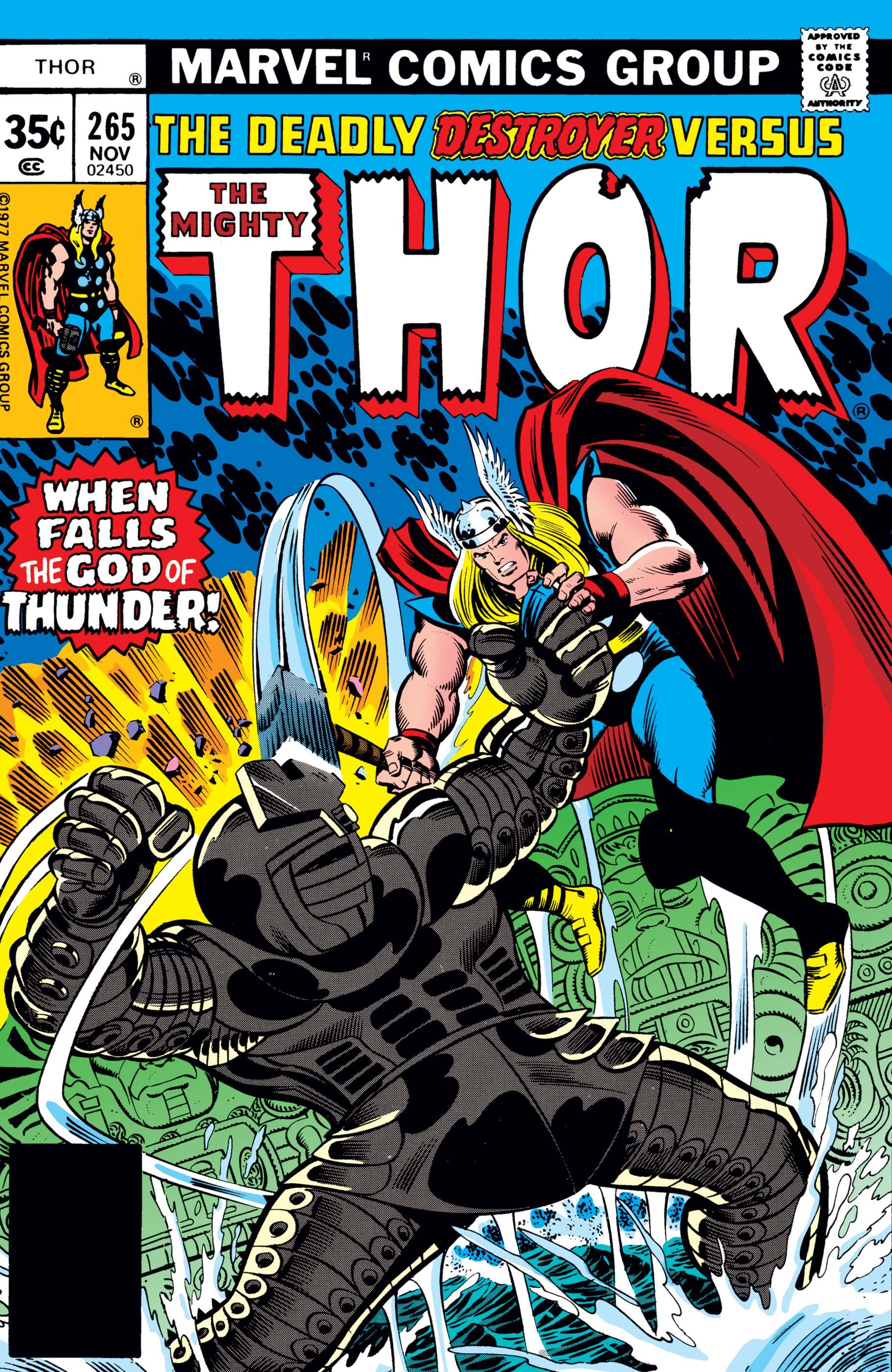 Thor (1966) #265