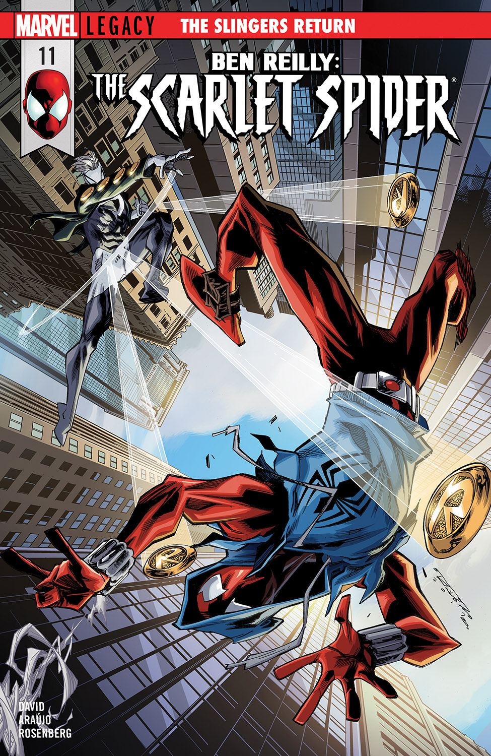 Ben Reilly: Scarlet Spider (2017) #11