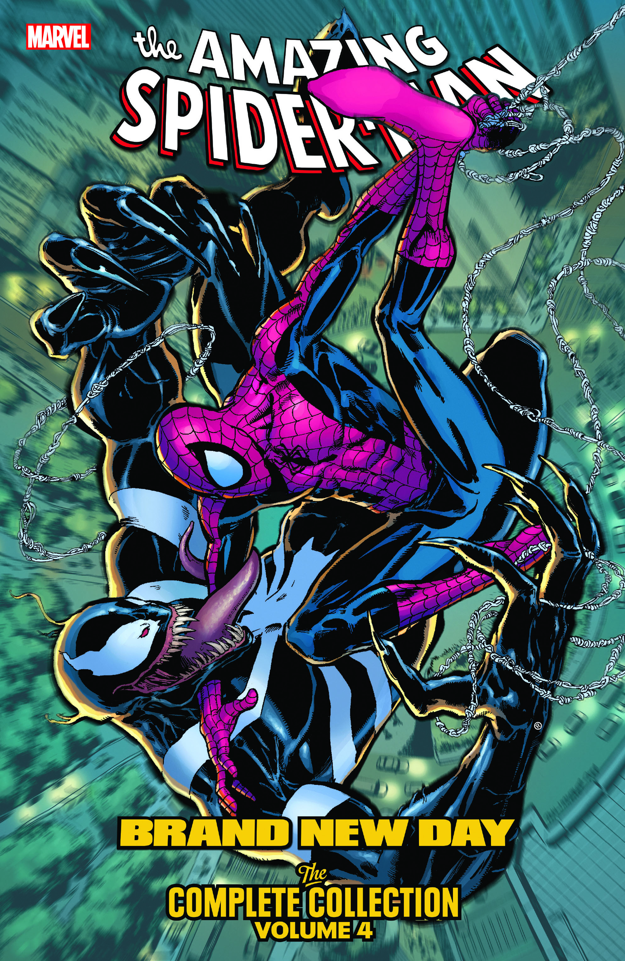 Spider-Man: Brand New Day - The Complete Collection Vol. 4 (Trade Paperback)