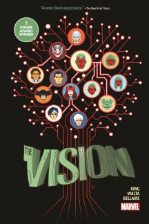 Vision: The Complete Series (Hardcover)
