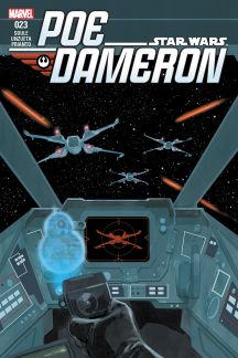 Poe Dameron #23