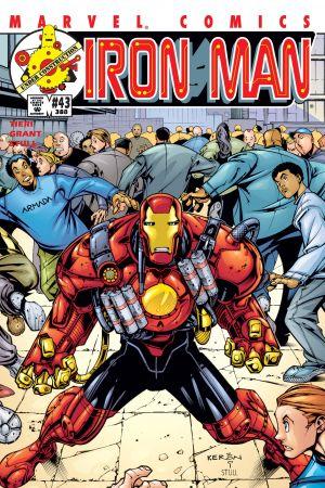 Iron Man #43