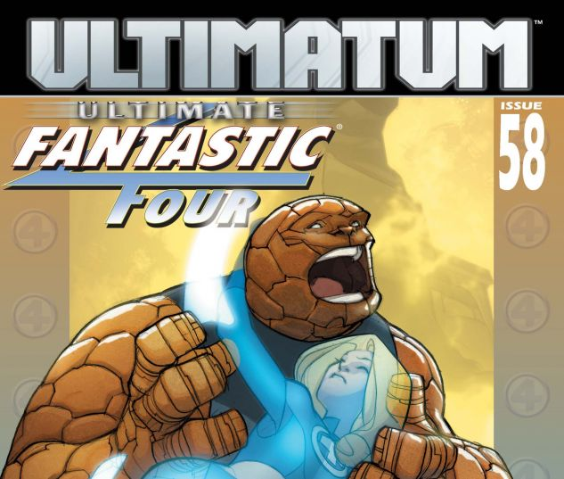 Ultimate Fantastic Four (2003) #58