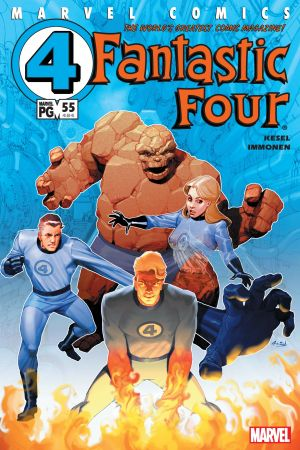 Fantastic Four (1998) #55