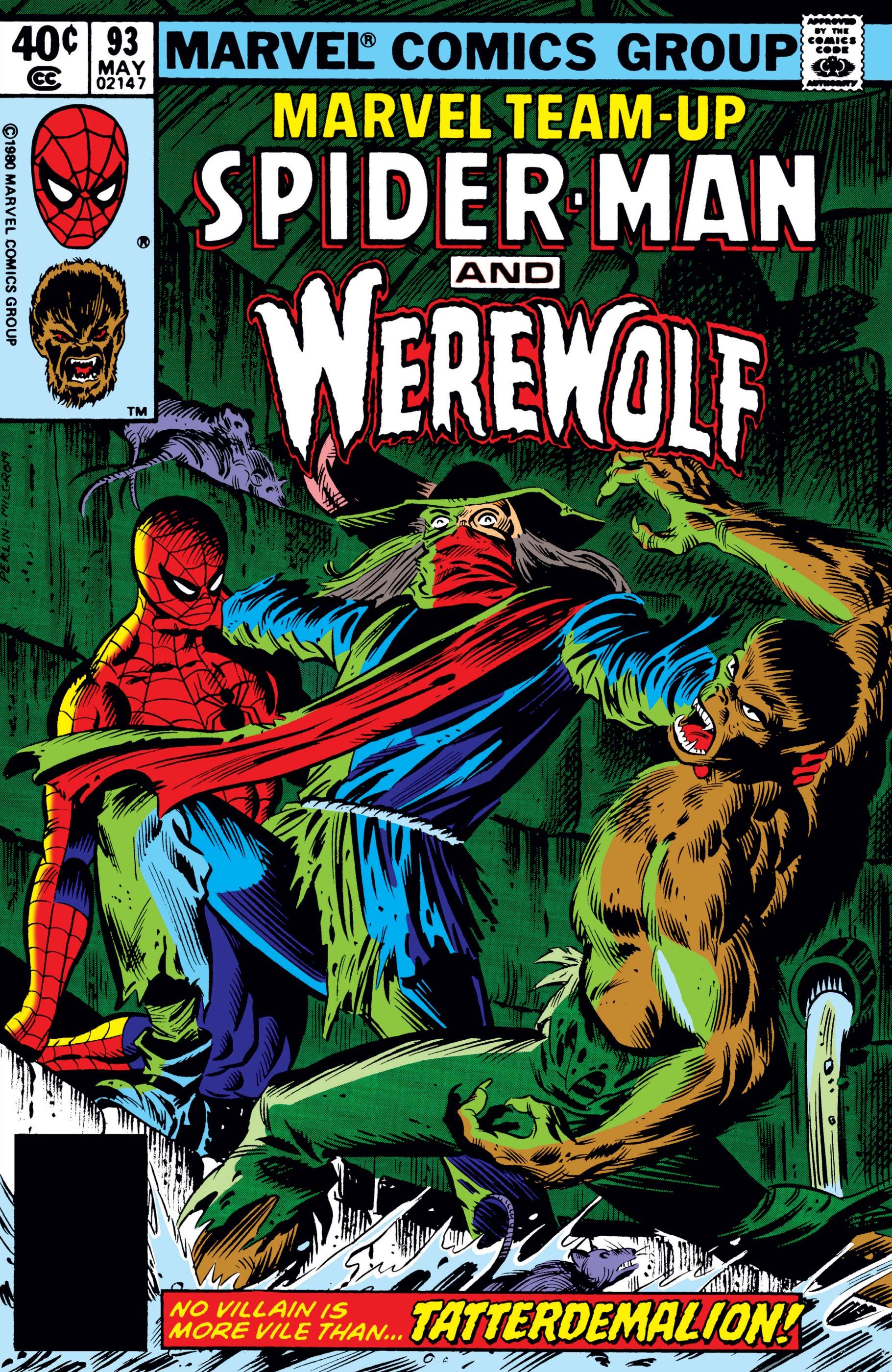 Marvel Team-Up (1972) #93