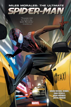 Miles Morales: Ultimate Spider-Man Omnibus (Hardcover)