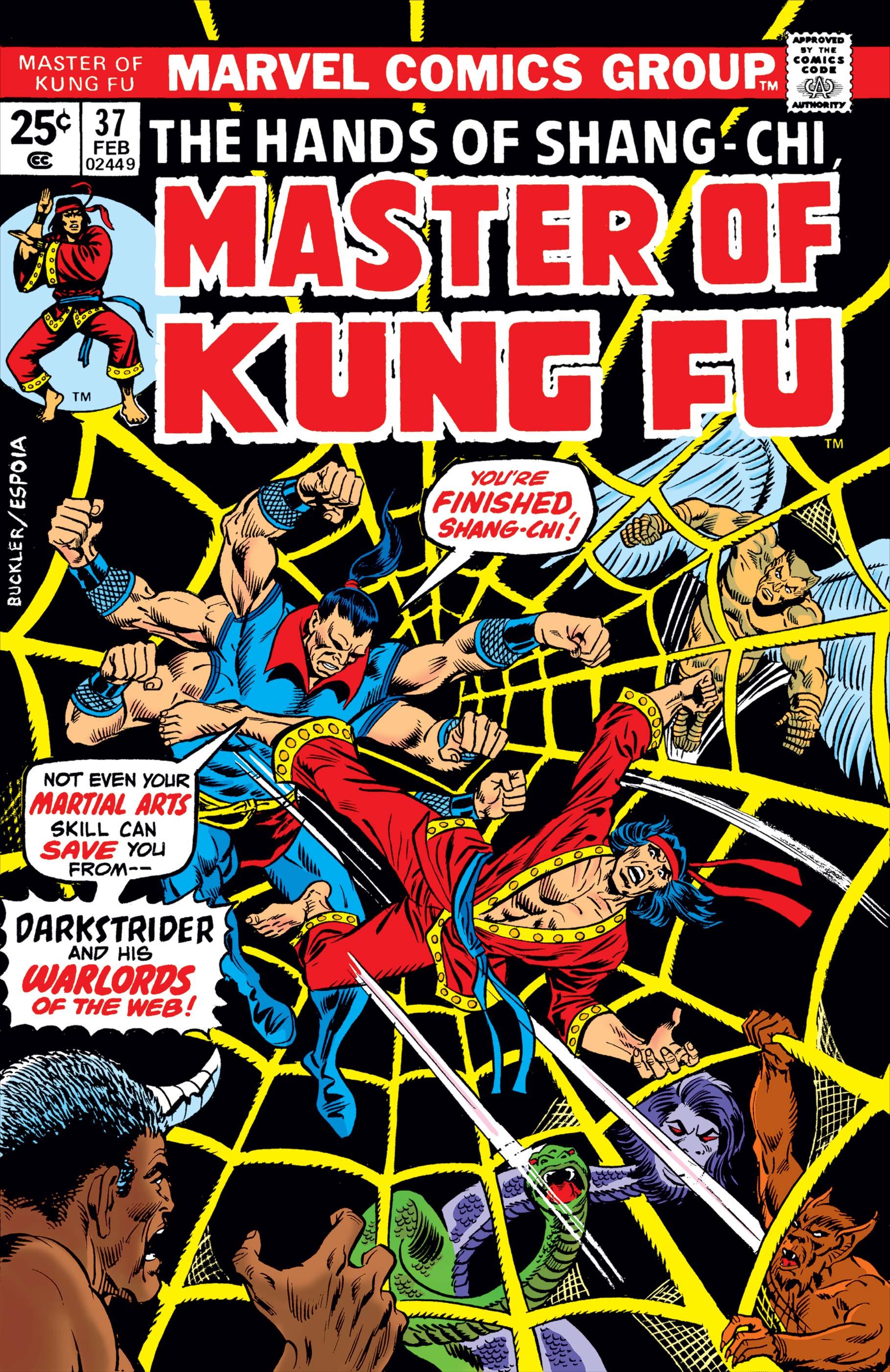 Master of Kung Fu (1974) #37