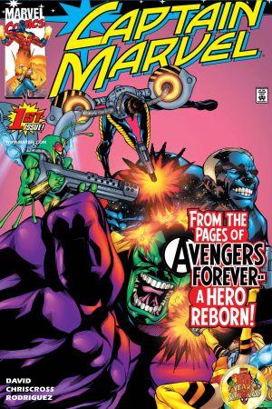 Captain Marvel (2000) #1