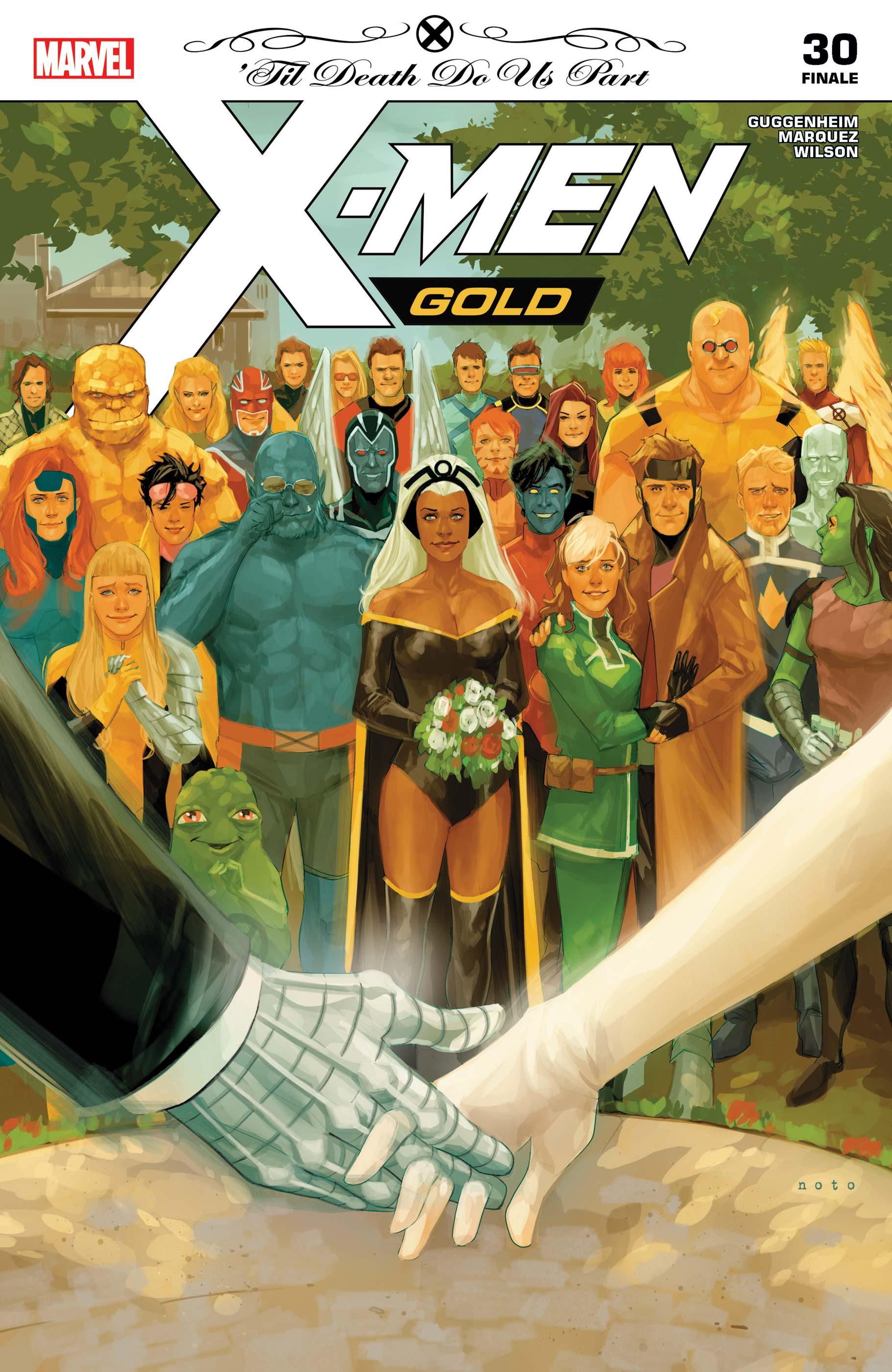 X-Men: Gold (2017) #30