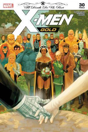 X-Men: Gold #30
