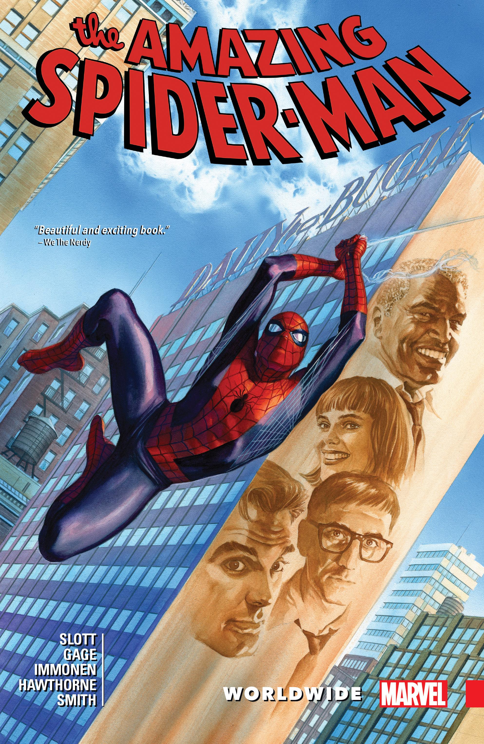 Amazing-Spider-Man: Worldwide Vol. 8 (Trade Paperback)