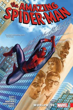 Amazing-Spider-Man: Worldwide Vol. 8 (Trade Paperback)