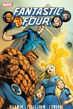 Fantastic Four by Jonathan Hickman Vol.1 (Trade Paperback)