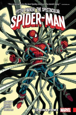 Peter Parker: The Spectacular Spider-Man Vol. 4 - Coming Home (Trade Paperback)