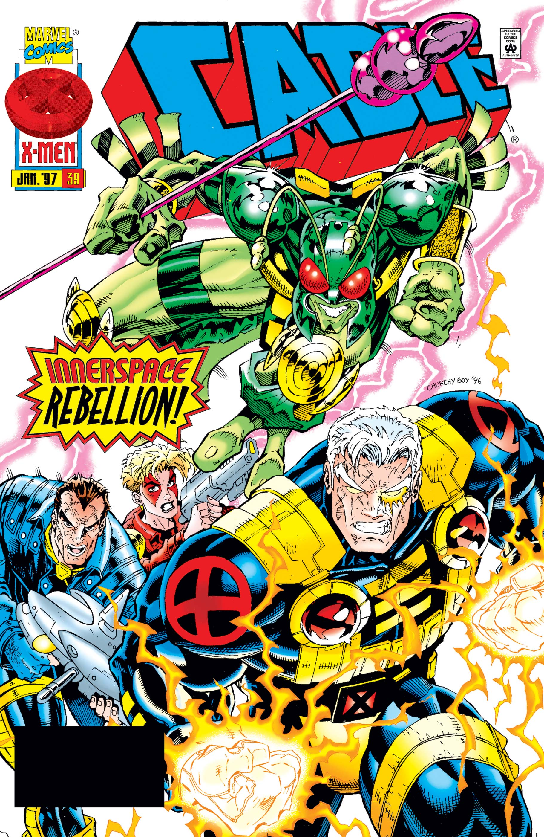 Cable (1993) #39