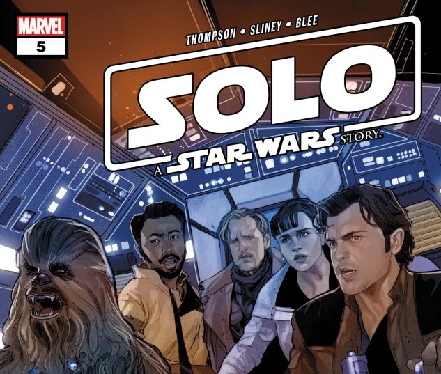 Star Wars: Solo Adaptation (2018) #5