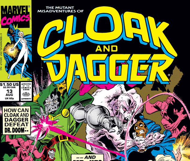The Mutant Misadventures of Cloak and Dagger #13