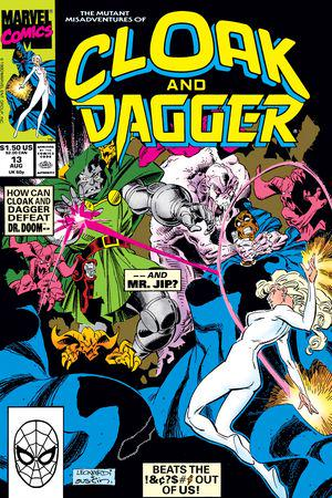 The Mutant Misadventures of Cloak and Dagger (1988) #13