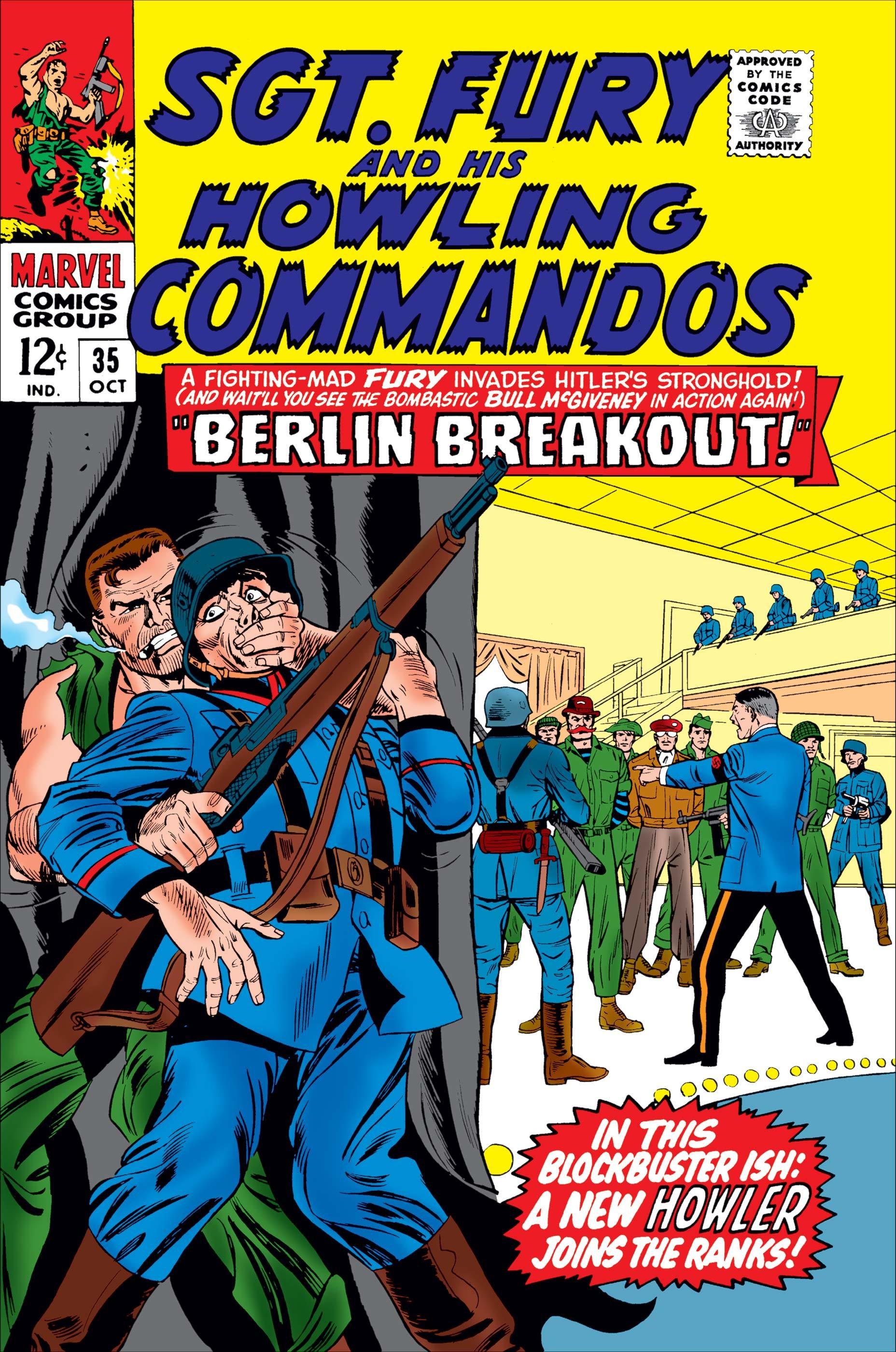 Sgt. Fury (1963) #35