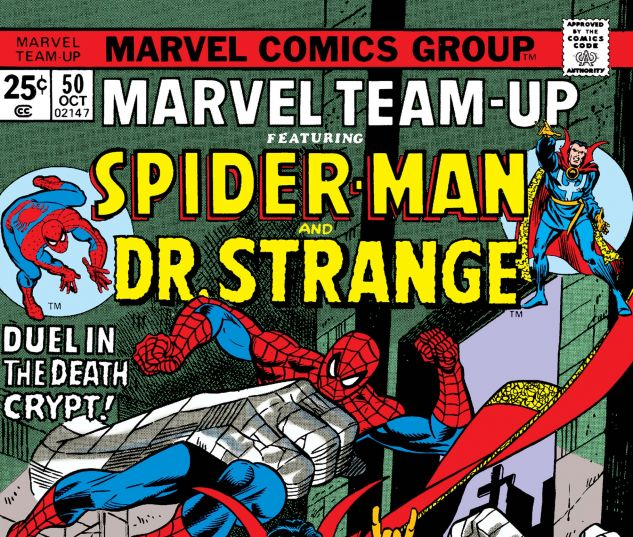 Marvel Team-Up (1972) #50