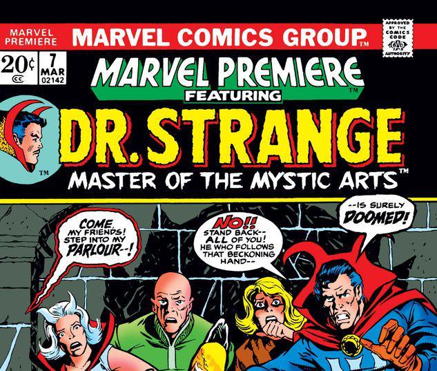 Marvel Premiere #7