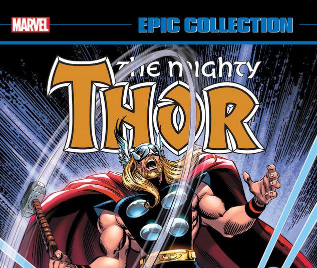 THOR EPIC COLLECTION: THE BLACK GALAXY TPB #1